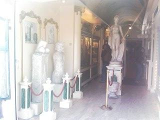 Entrada del museo
